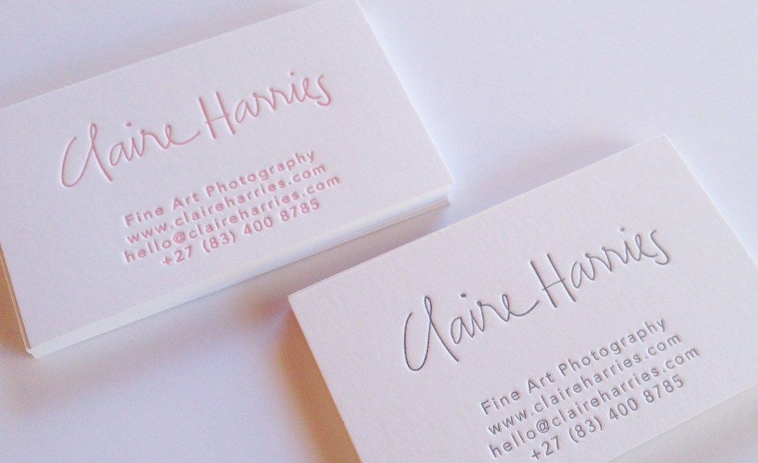 Stationery printing company corporate stationery printing services business cards reheart Images